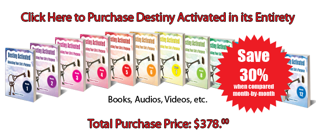 Click here to purchase Destiny in its entirety.